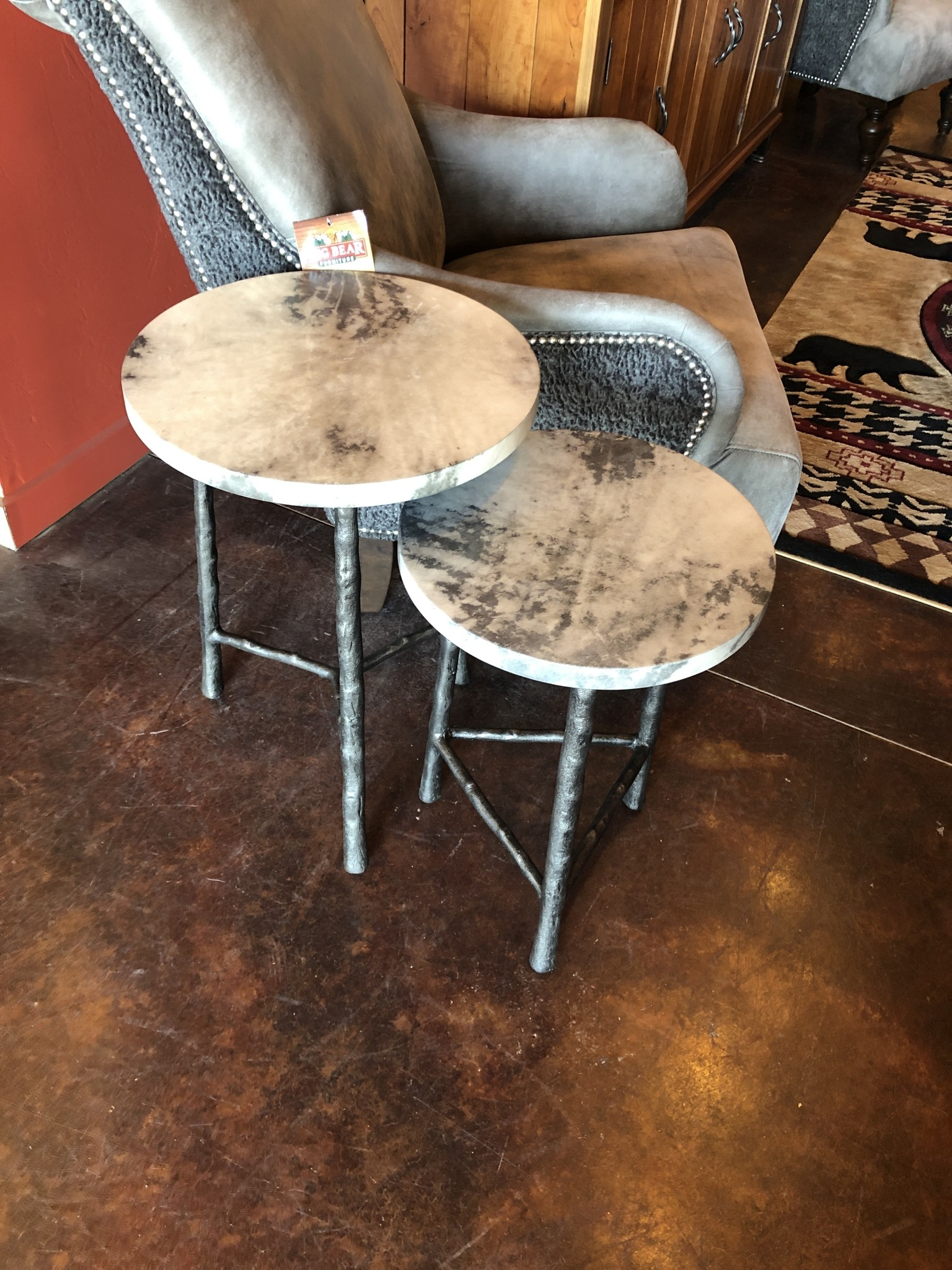 Uttermost Evie Accent Tables, Set of 2