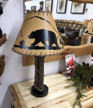 Crestview Bear Walk Table Lamp
