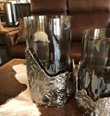 "Crestview Large Kiera Candleholder 15.16""H"