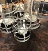 "Crestview Medium Jones Candleholder/Vase 13.6""H"