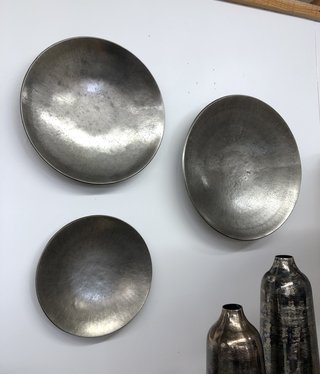 Uttermost Aitana Metal Wall Decor Set of 3