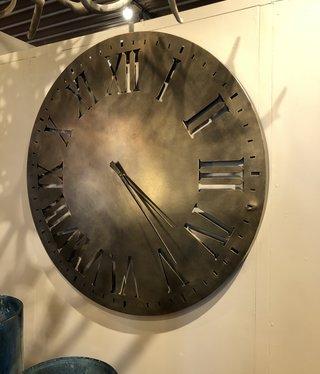 "Uttermost Henrik 48"" Diameter Clock"