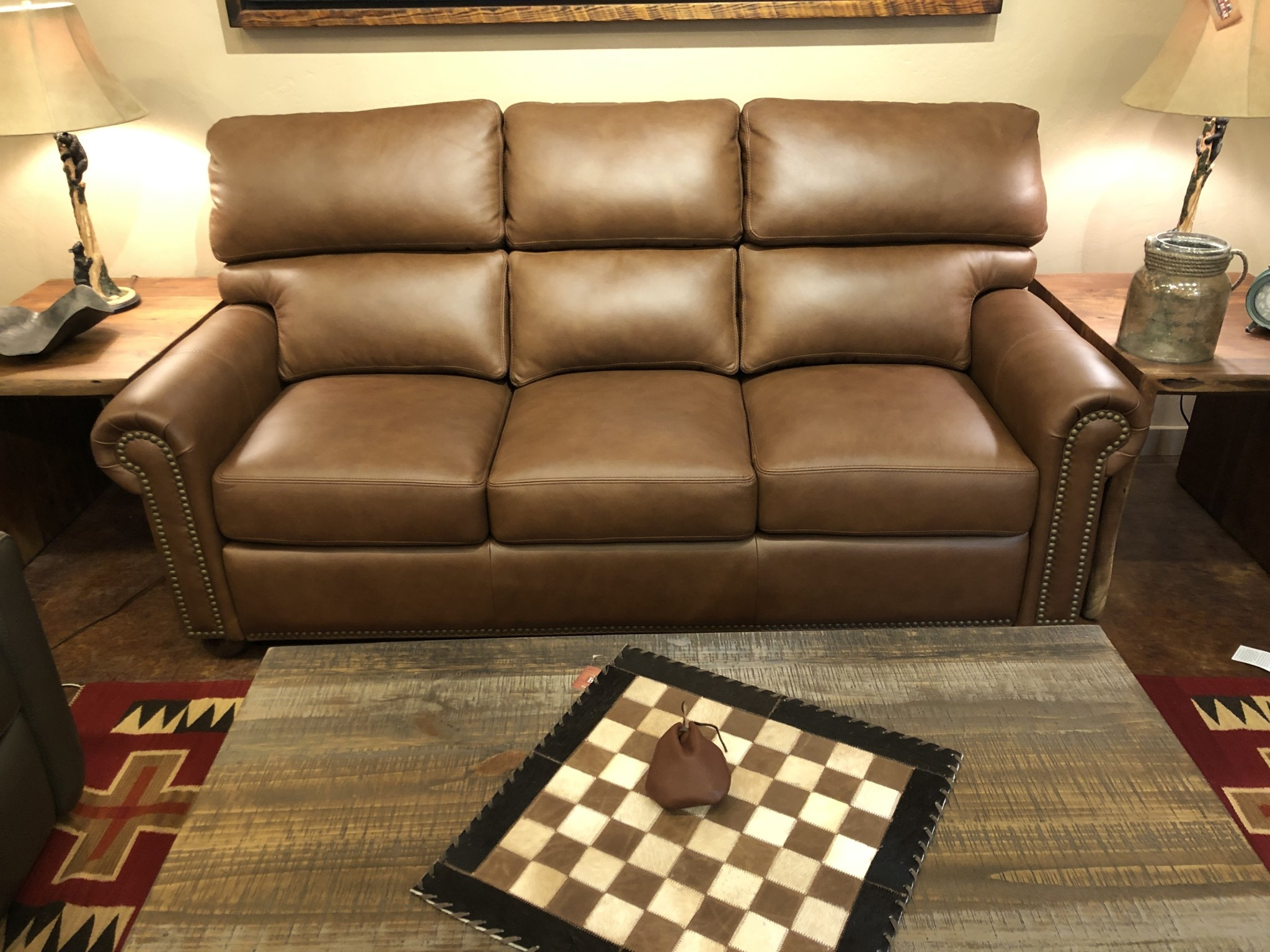 Omnia Carlton Stationary 3C Sofa