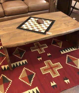 HTD Leon Walnut Coffee Table 50x27x18