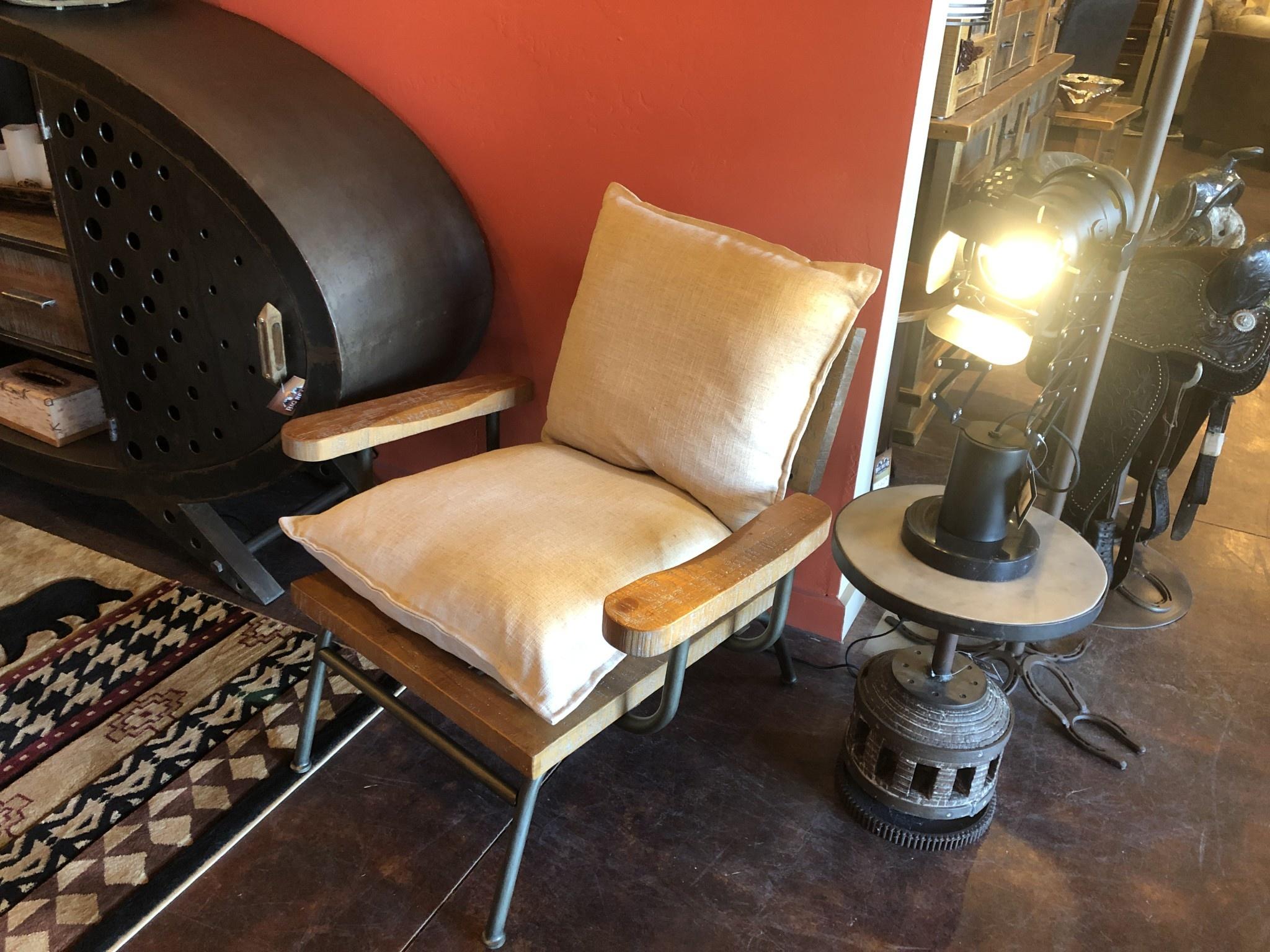Uttermost Declan Accent Chair