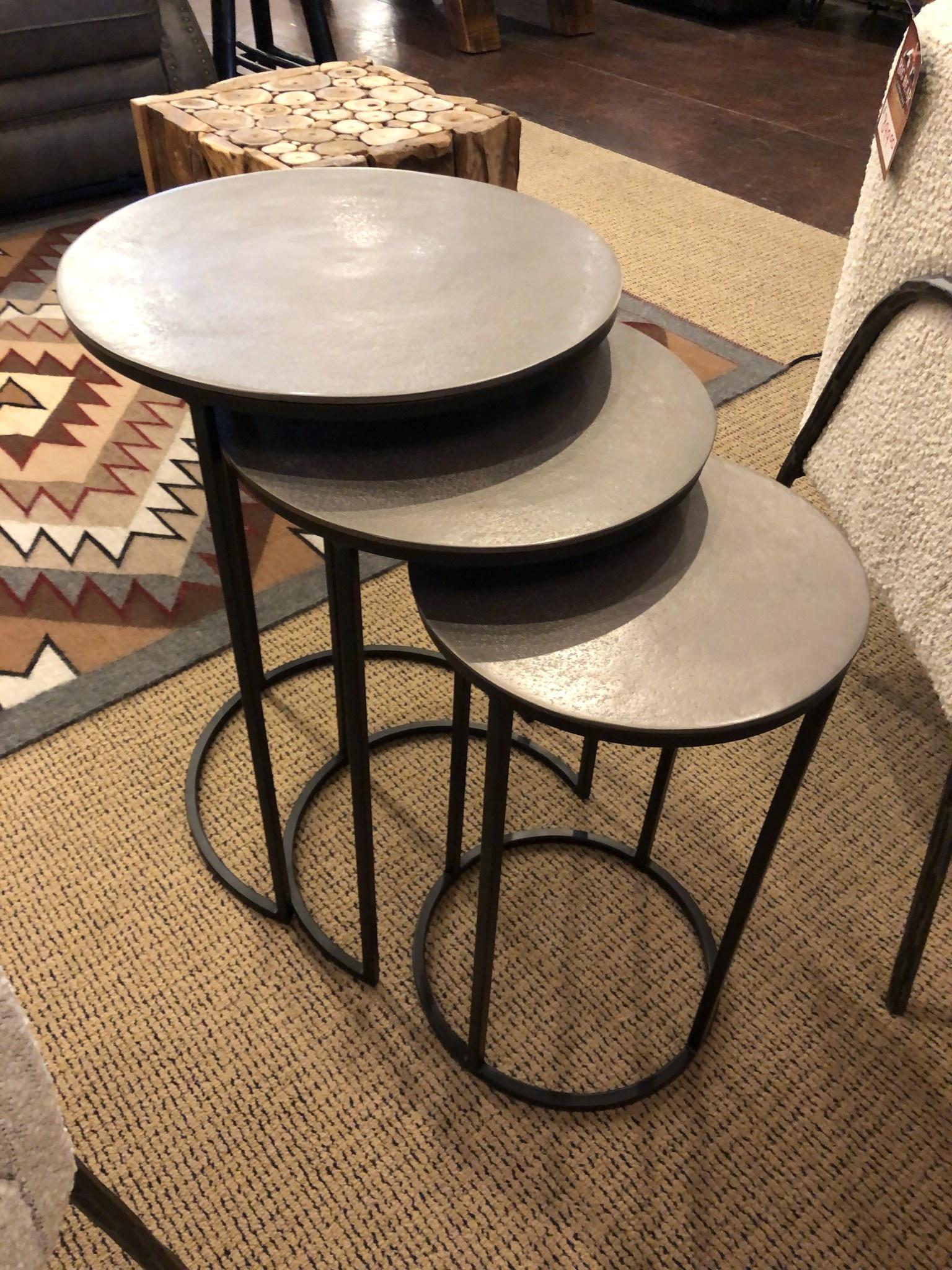 Uttermost Erik Nesting Tables (Set of 3)