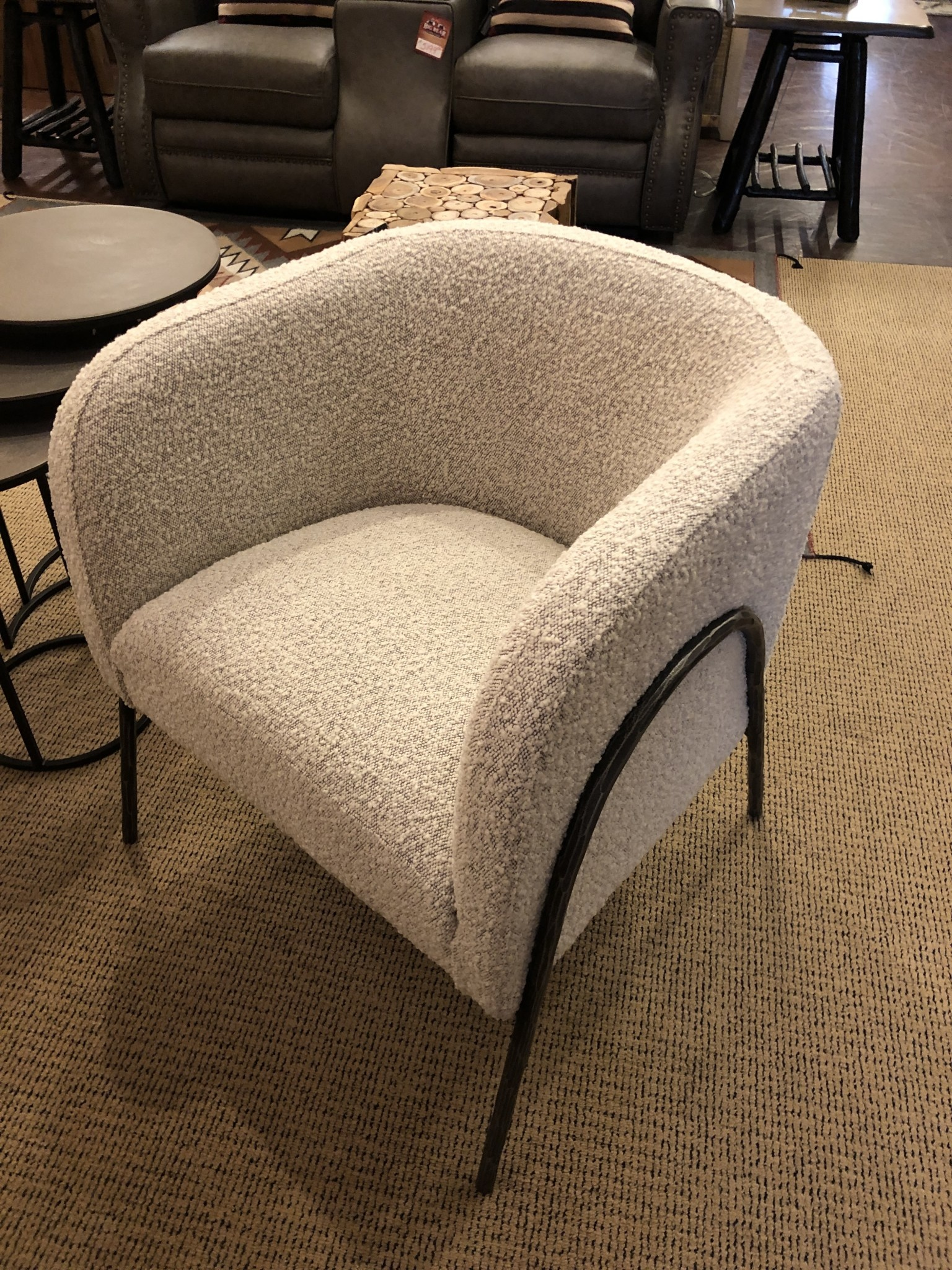 Uttermost Jacobsen Accent Chair