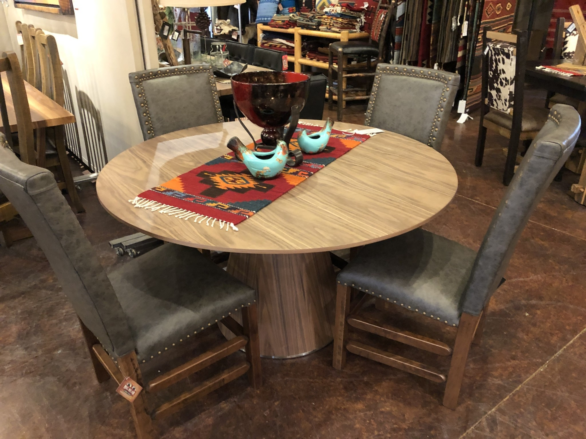 """Moes Otago 54"""" Dining Table"""