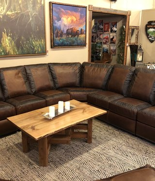 Omnia Frisco Reclining Sectional