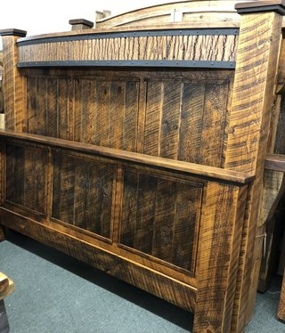 Green Gables Mossy Oak Carver Point KING Bed