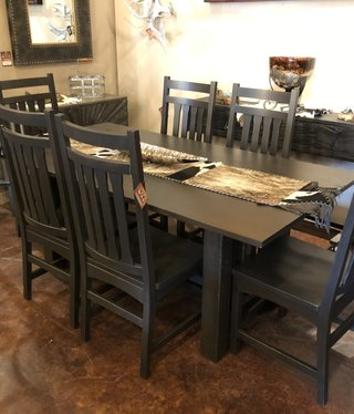 Green Gables Duluth 6' Dining Table