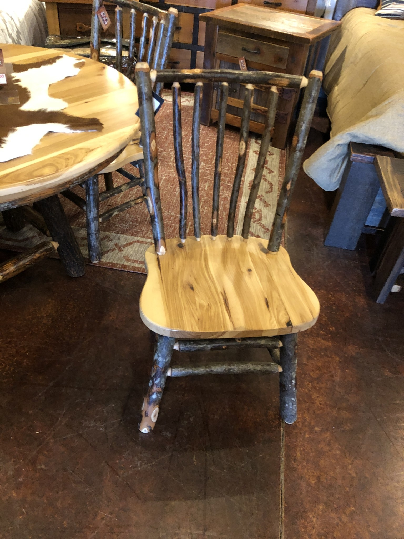 ALBC Hickory Dining Chair
