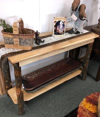 ALBC Hickory Sofa Table SO