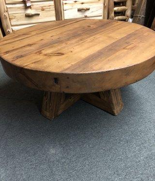 "Artisans Round Center/Coffee Table 52""D"