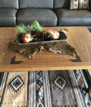 Green Gables Chateau 48x30 Coffee Table