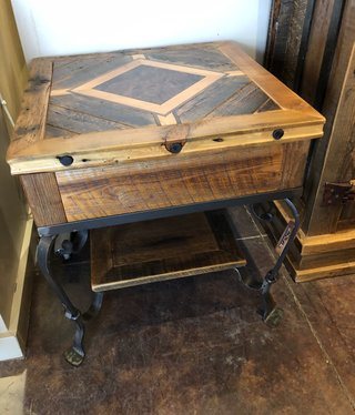 Green Gables Telluride Side Table