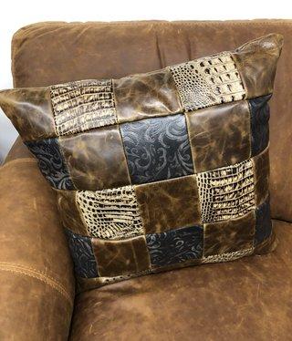 "Omnia Mosaic Lacroix 16"" Pillow"