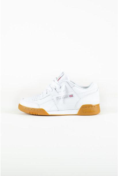 Reebok Workout Plus - White/Gum