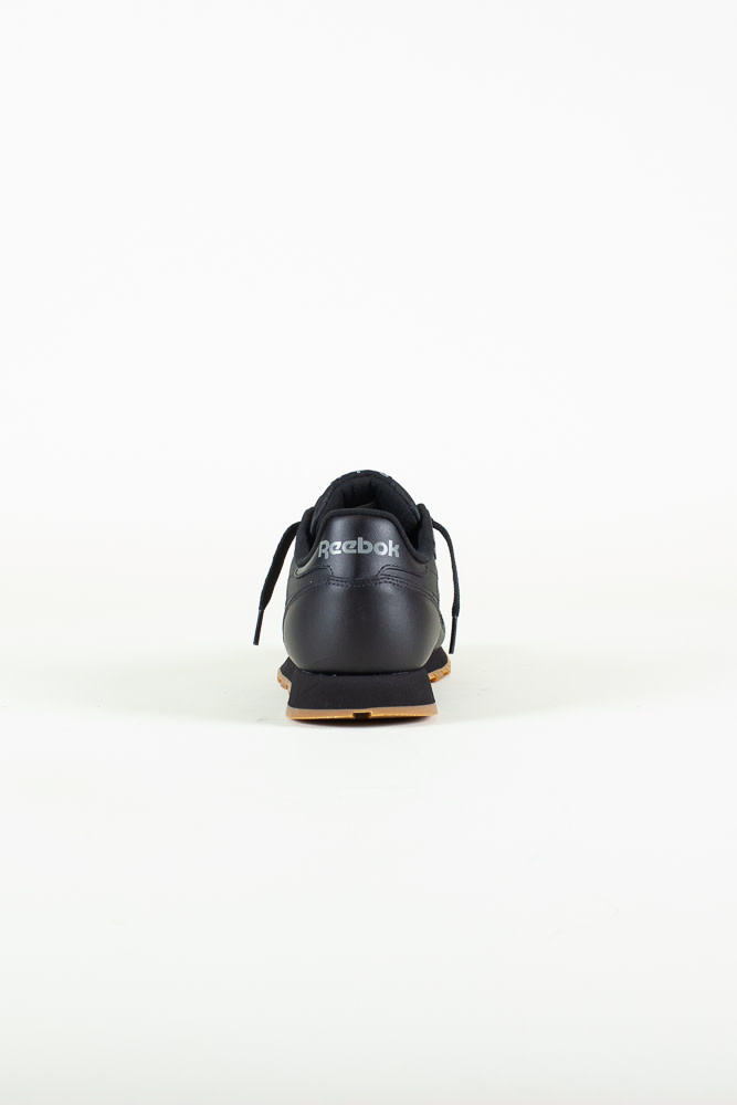 Reebok Classic Leather - Black/Gum-6