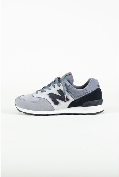 New Balance 574 JHV - Gray/ Black