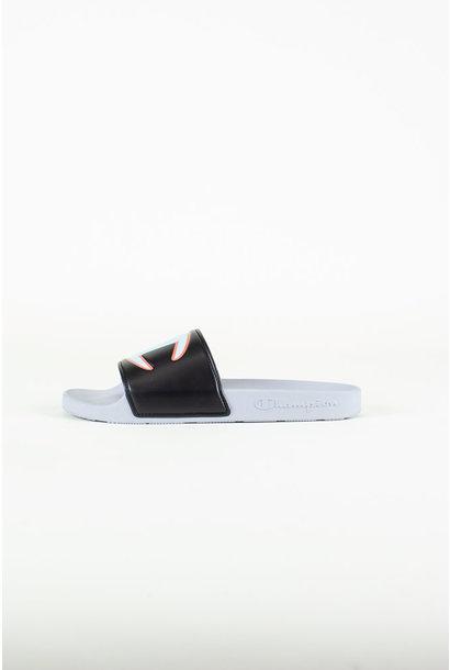 Champion IPO Slide Sandals - Black/ Multi