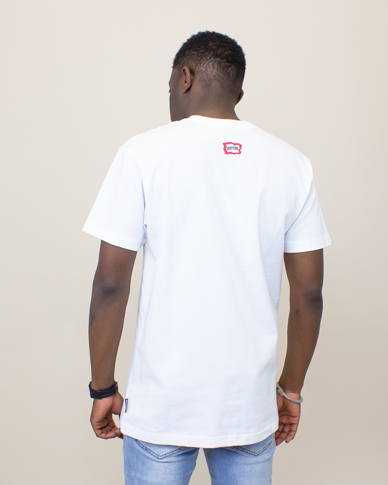Icecream YBYB SS Tee - White-2