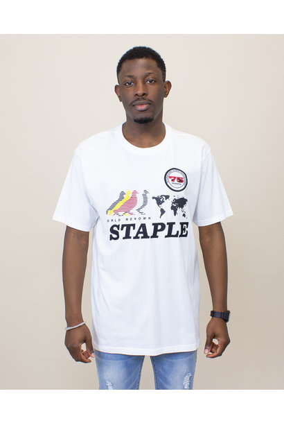 Staple Fly First Shirt - White