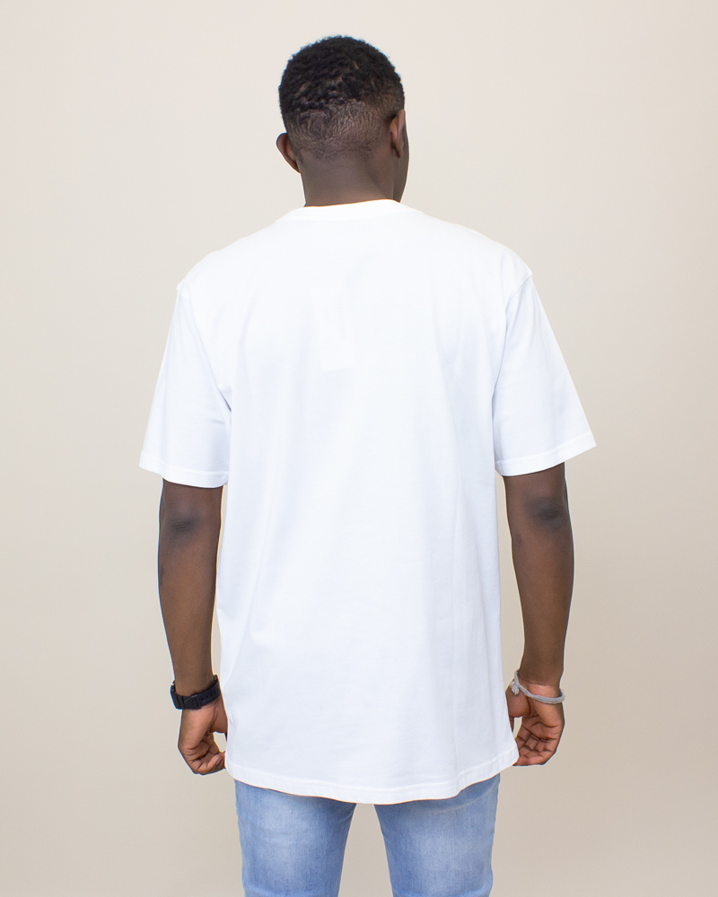 Staple Fly First Shirt - White-2