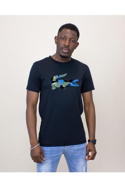 Lacoste SC C T - Shirt - Black