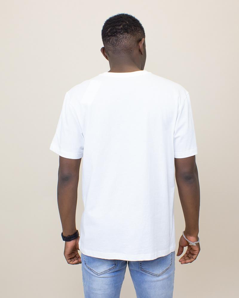 Staple Navigator Pigeon Shirt - White-2
