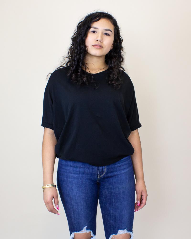 Comune Winger T-Shirt - Black-1