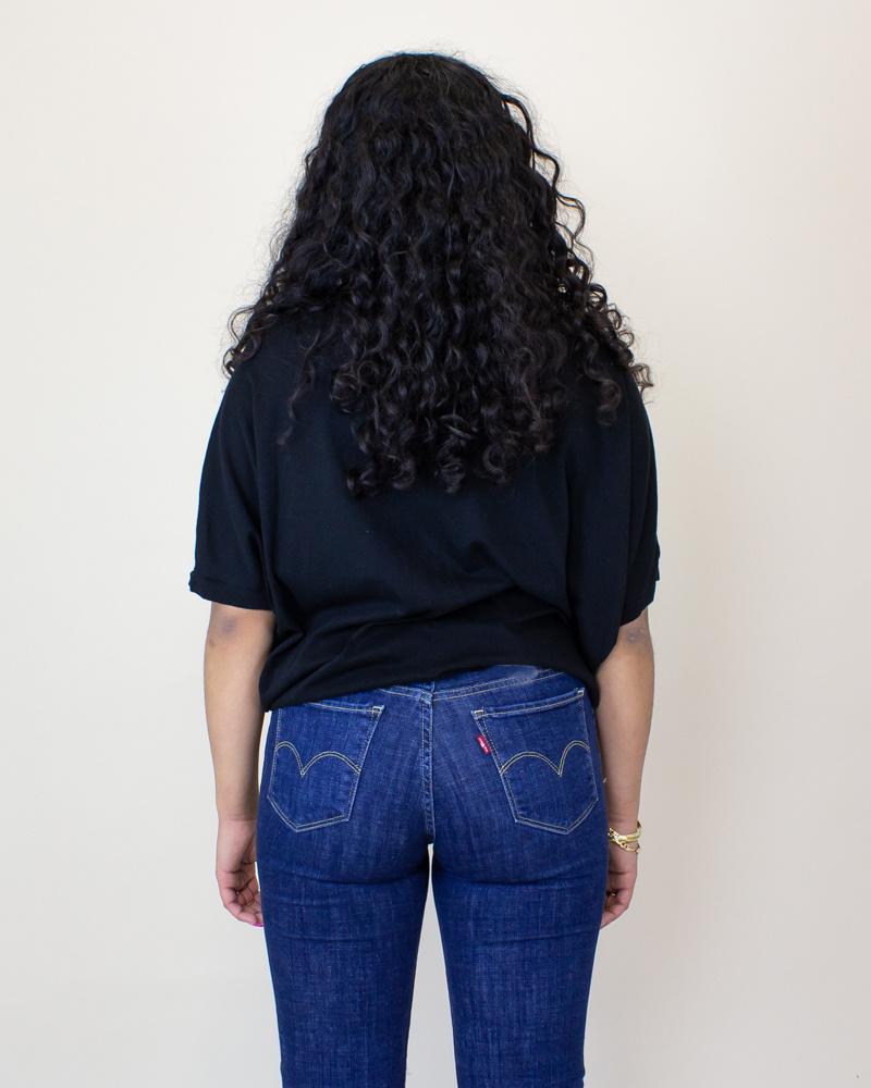 Comune Winger T-Shirt - Black-2