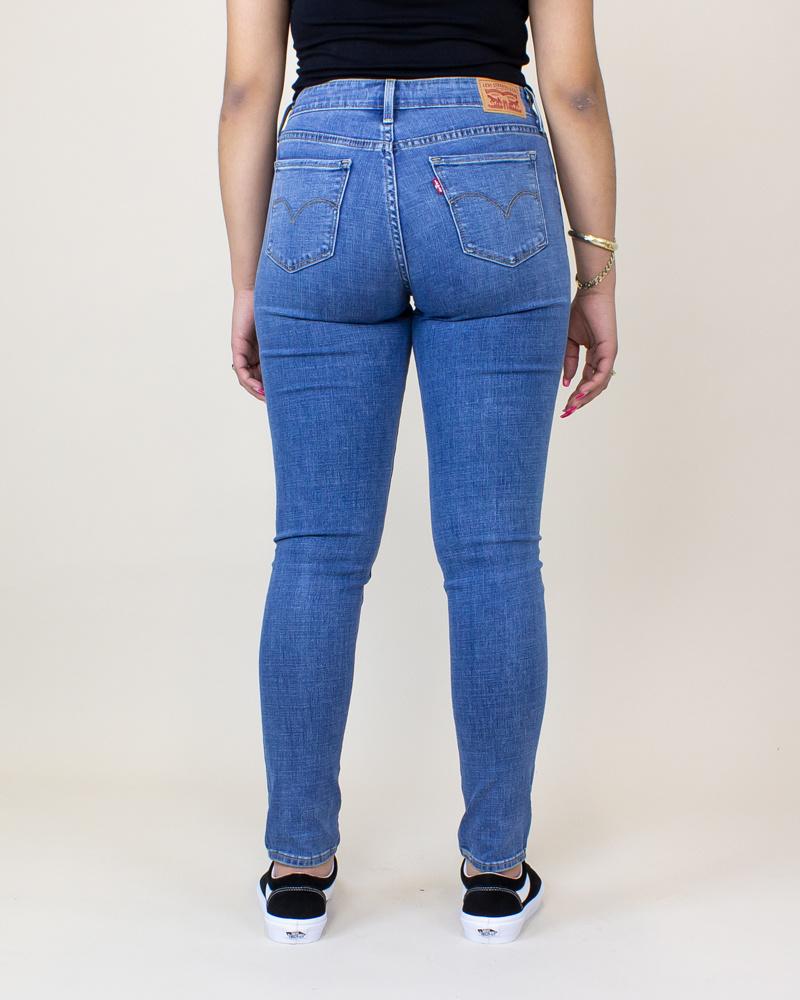 Levi's 711 Skinny Jeans - Indigo Rays/ Medium Wash-4