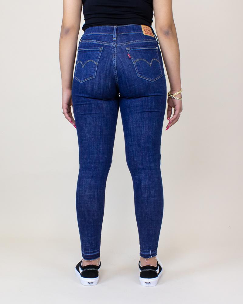 Levi's 711 Skinny Jeans - Maui Breeze-4