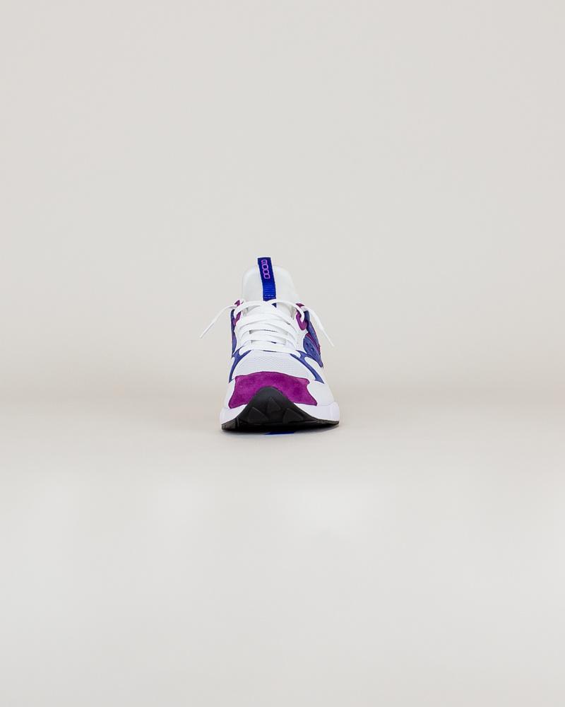 Saucony Grid 9000 - White/Purple/Violet-5