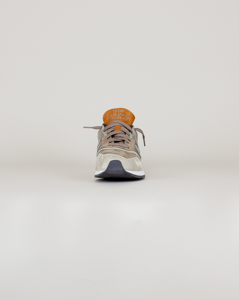 New Balance 997 NAJ - Tan/ Brown-5