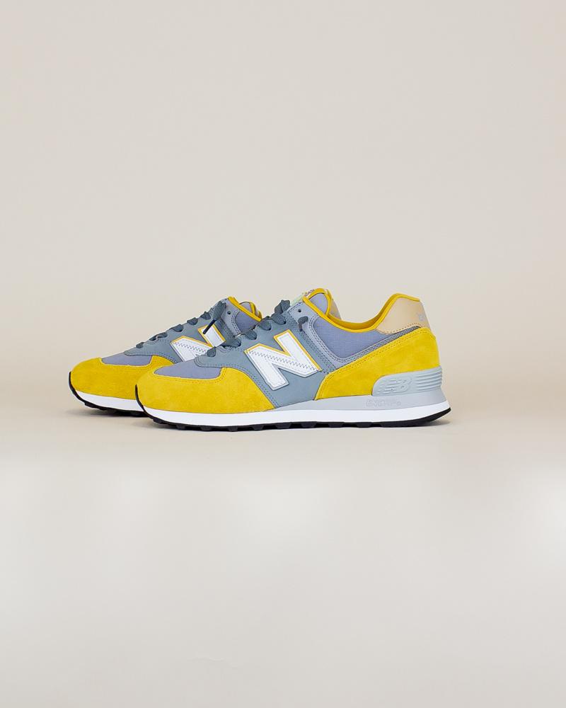 New Balance 574 SJB - Yellow-2