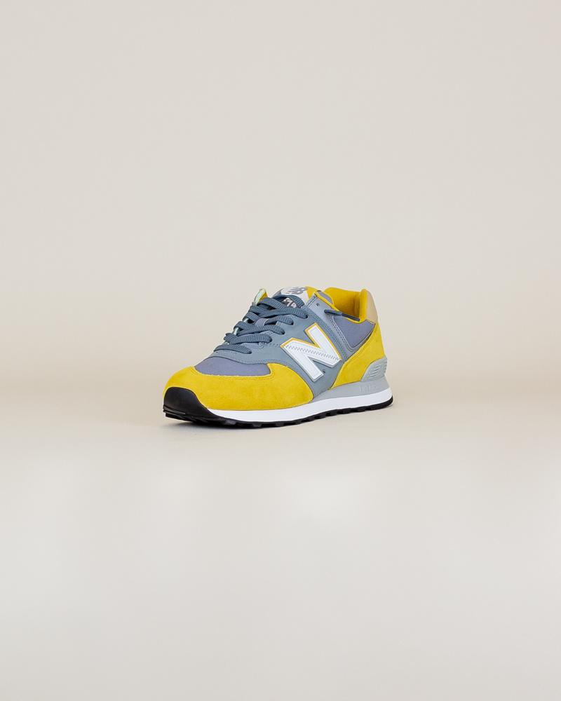 New Balance 574 SJB - Yellow-3