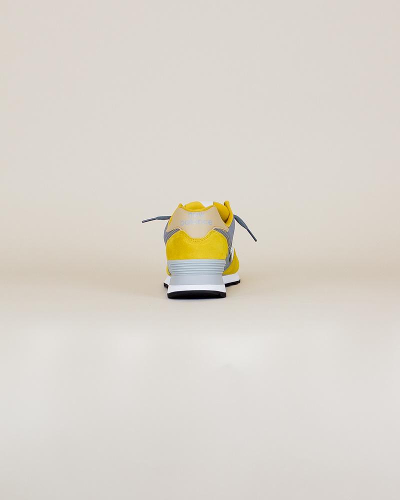 New Balance 574 SJB - Yellow-6