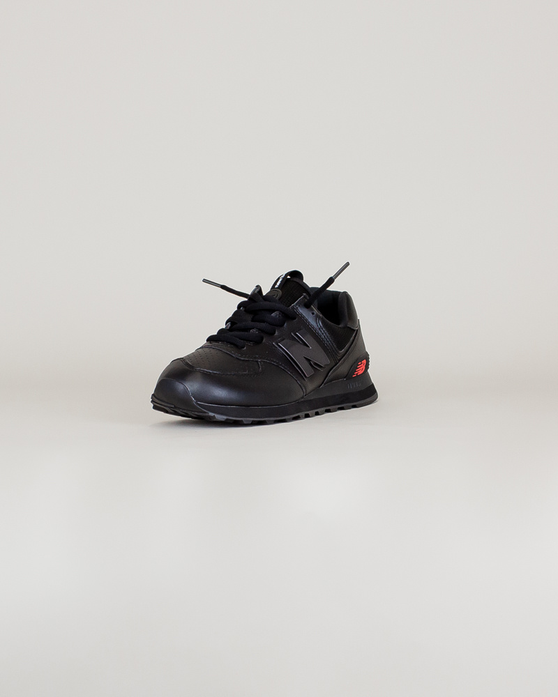 New Balance 574 SOW - Black/ Caviar-3