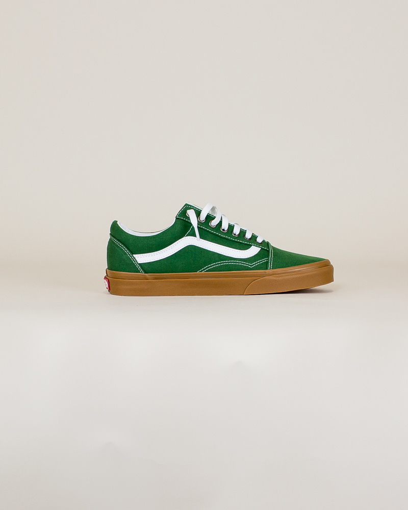 Vans Gum Old Skool - Greener Pastures-4