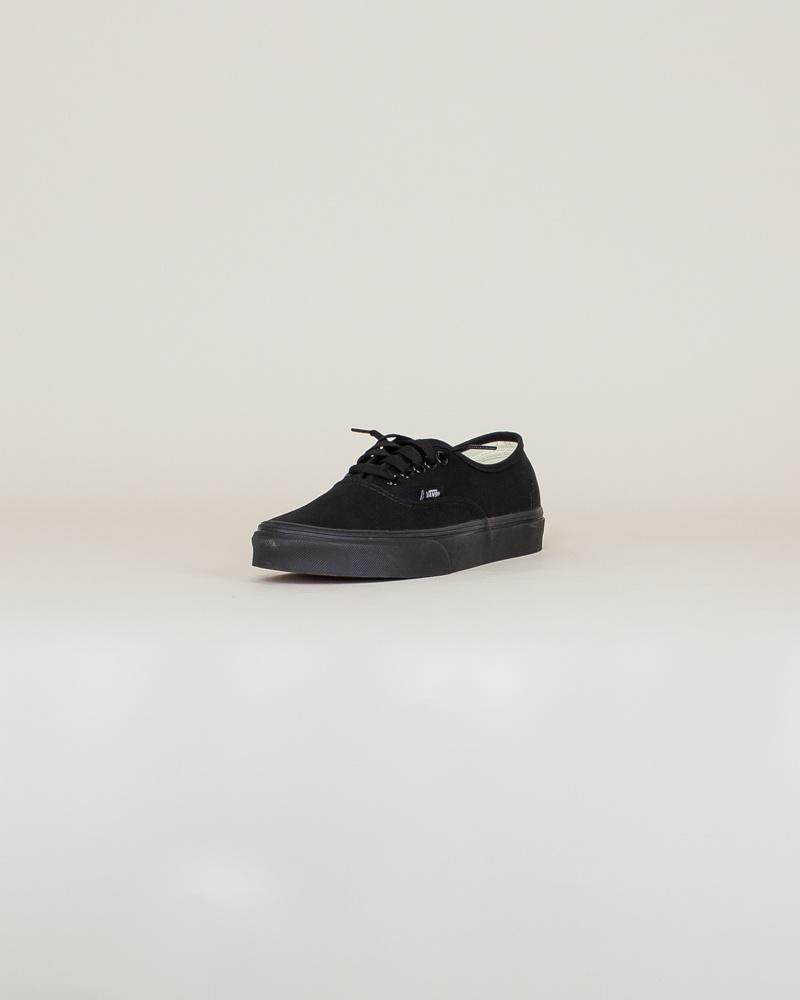 Vans Authentic - Black-3