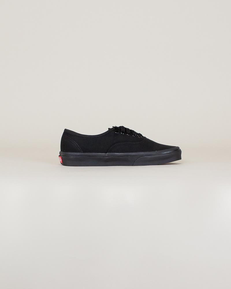 Vans Authentic - Black-4