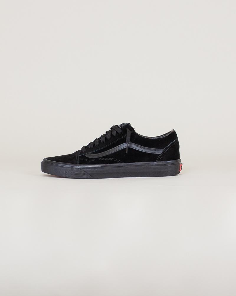 Vans Suede Old Skool - Black-1