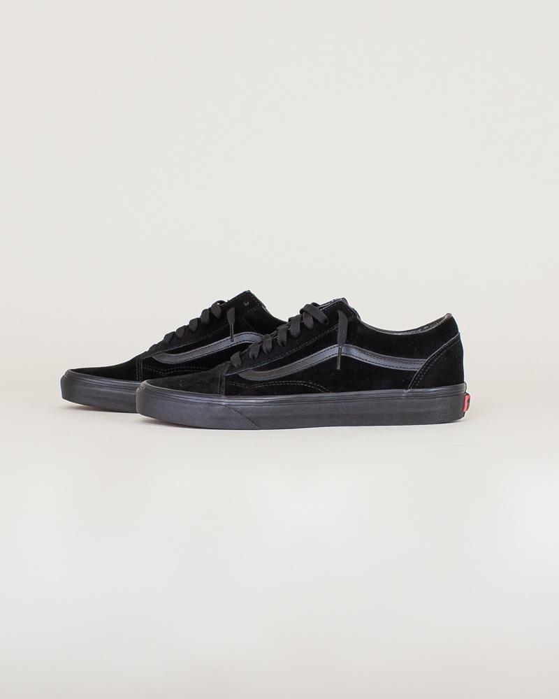 Vans Suede Old Skool - Black-2