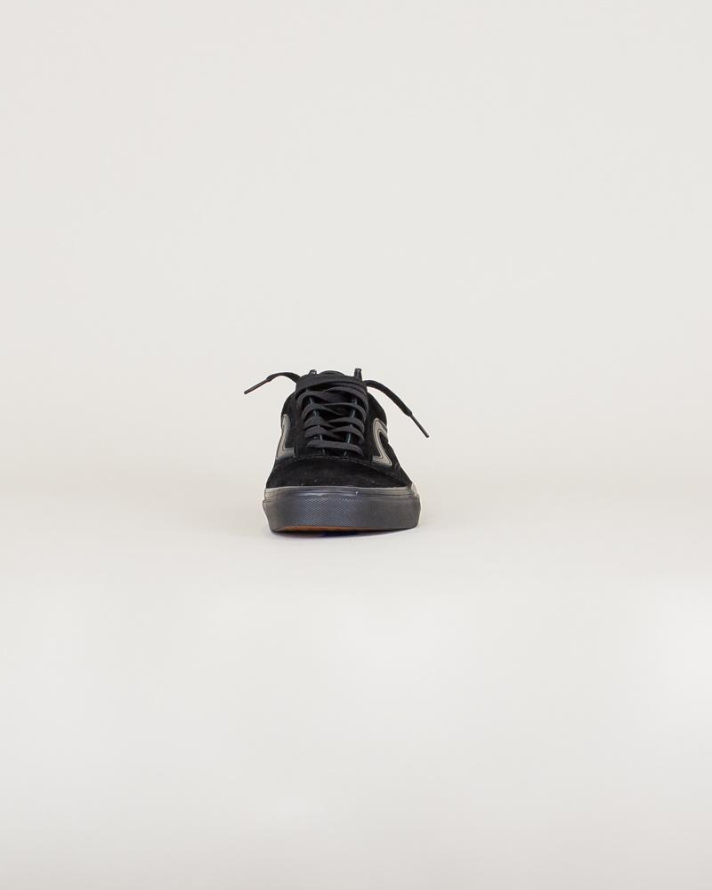 Vans Suede Old Skool - Black-5