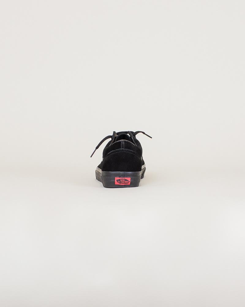 Vans Suede Old Skool - Black-6
