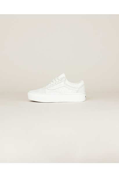 Vans 66 Old Skool Platform - Marshmallow