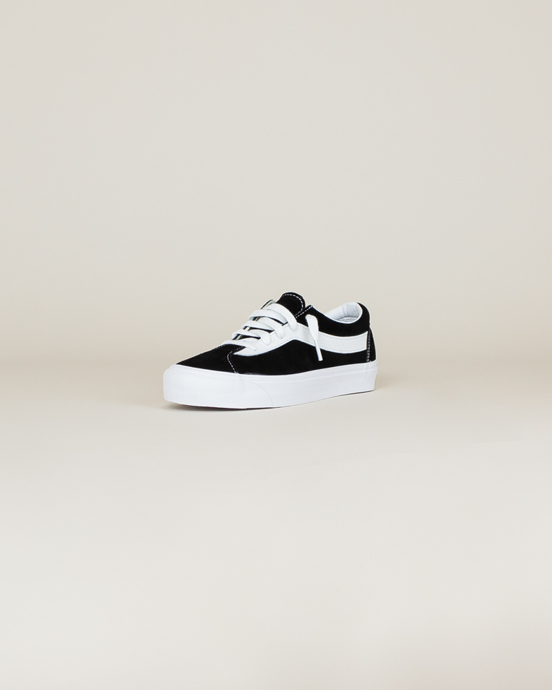 Vans Bold Ni - Black/White-3