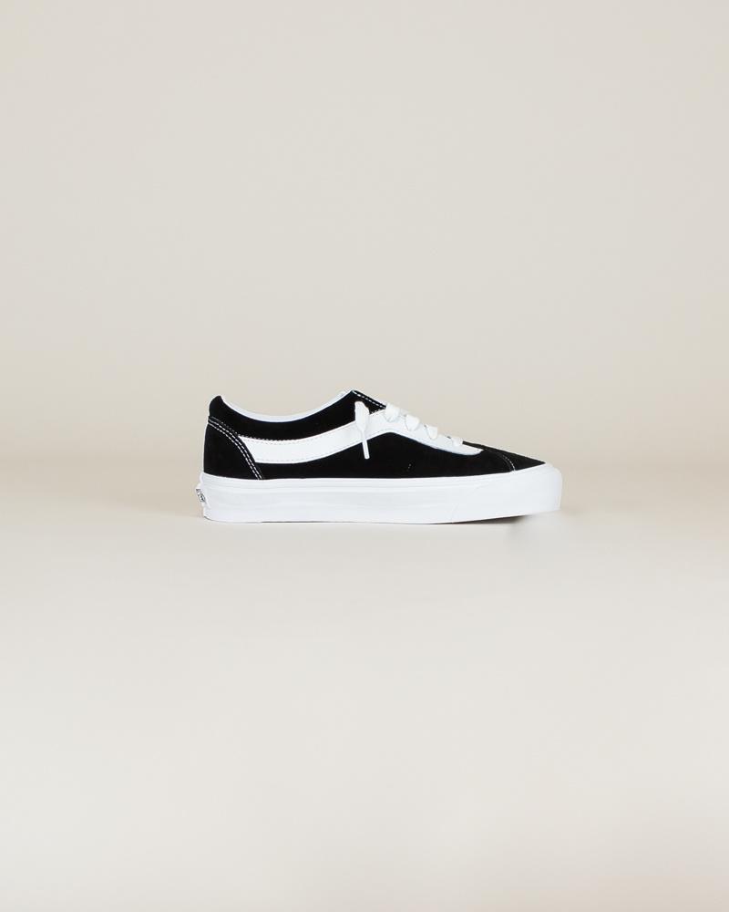 Vans Bold Ni - Black/White-4